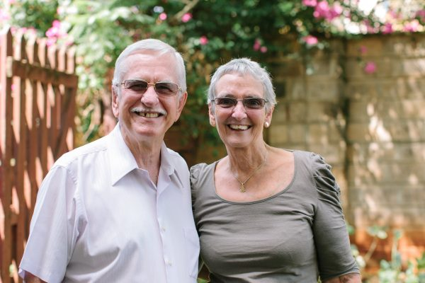 Clive and Mary, Our Founders, History